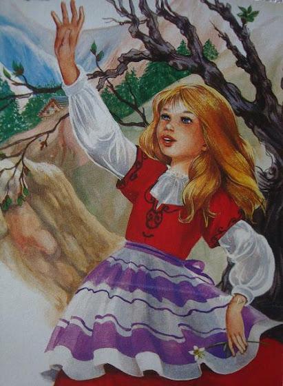 сербская девочка