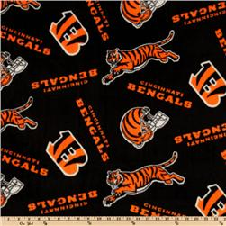 Cincinnati Bengals Cloth Diaper