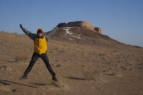 La fortaleza de Ayaz Kala