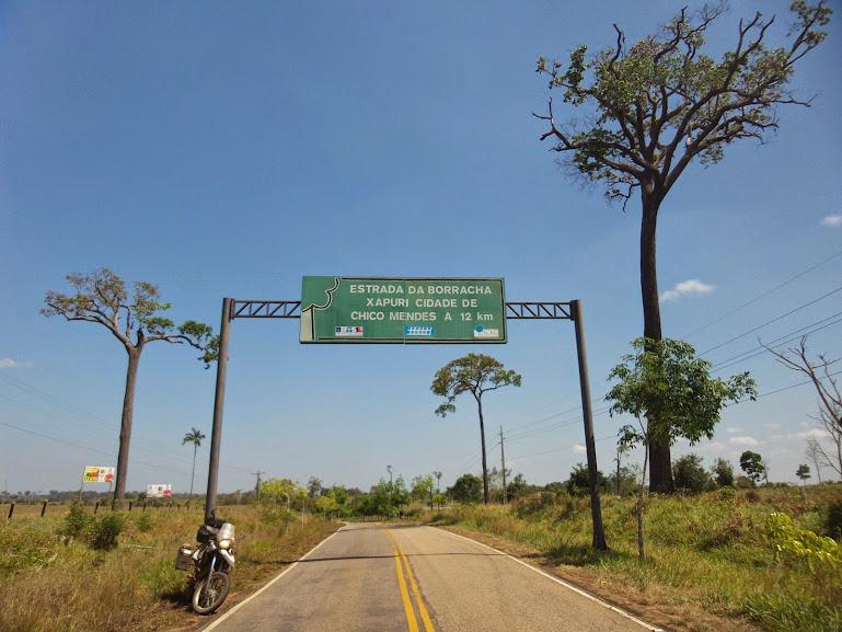 Brasil - Rota das Fronteiras  / Uma Saga pela Amazônia 20140831_120300