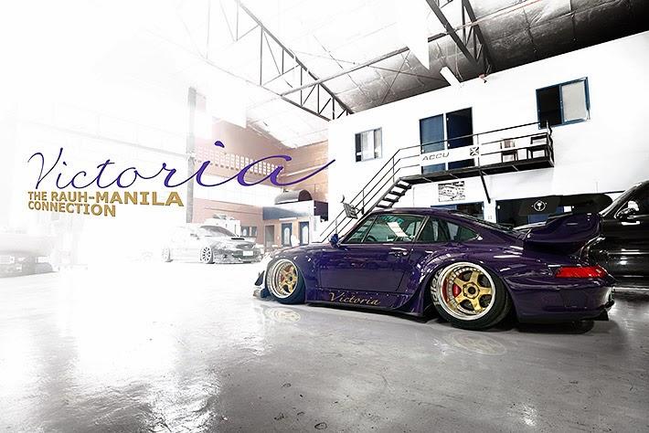 RWB Rauh Welt Begriff Manila Philippines Victoria Porsche 993 Car Porn Racing Ian King Custom Pinoy Rides Car Photography Manila Philippines Philip Aragones pic1