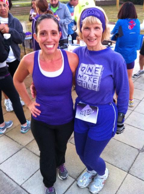 Barbara Me A Purple Run to Cure Epilepsy