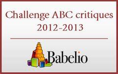 ABC Critiques 2012-2013
