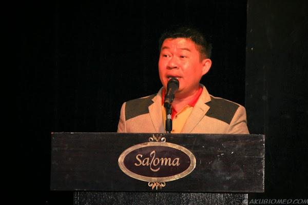 encik Joe Wong Yeo's Malaysia