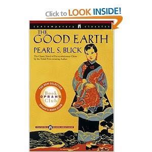 the good earth book review and The good earth, a novel written by pearl s buck, follows the life of a poor and simple man in rural china while the nation is on the brink of modernization the man, wang lung, is a hardworking farmer that is deeply in love with the crops and the land he owns.