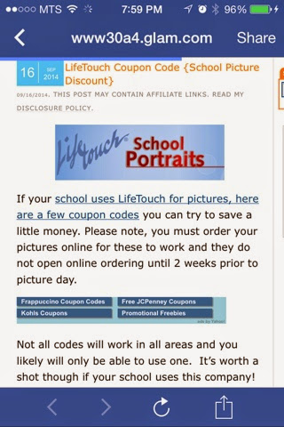 Lifetouch preschool coupon code