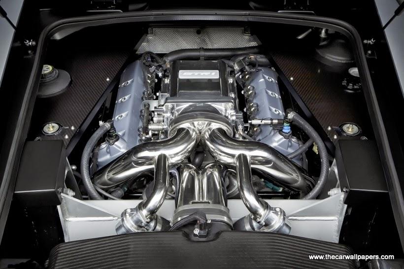 Galpin GTR1 Ford GT