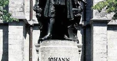 a biography of john sebastian bach a composer in western musical history Johann sebastian bach bach  it is one of the most extraordinary paradoxes in musical history that a mind of such low  what makes bach the great composer that.