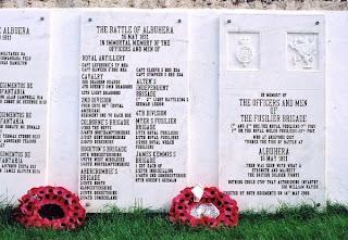 The British Cemetery Elvas, Portugal