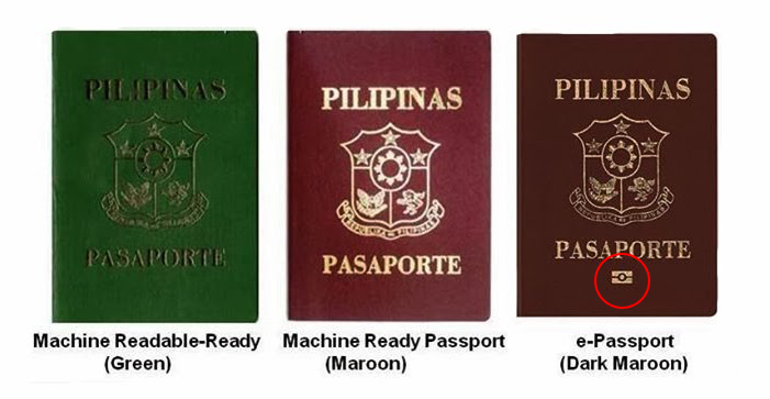 DFA: new e-Passport 'Dark Maroon'