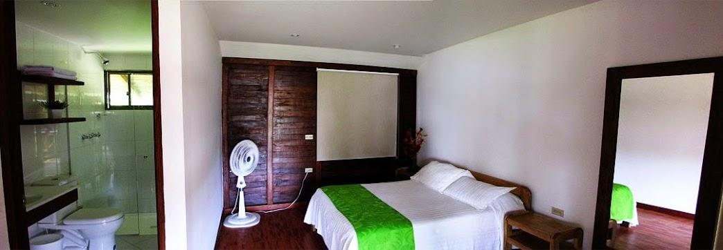 Habitación hotel en bahía solano