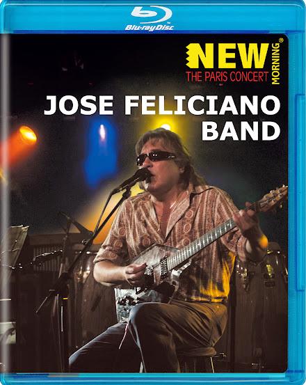 Jose Feliciano Band The Paris Concert [BD25]