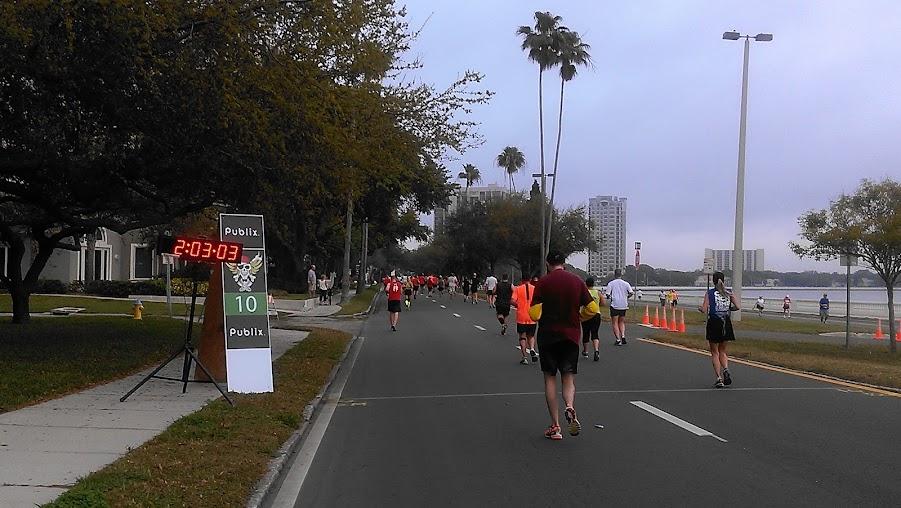 IMAG0316 Gasparilla Half Marathon 2013 {recap}