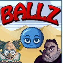 Ballz walkthrough.