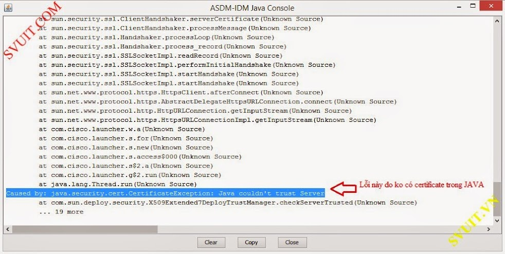 unable to launch device manager from asdm (3)