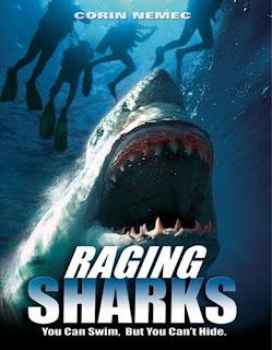 Cạm Bẫy Cá Mập - Raging Sharks - 2005