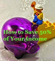 3 Simple Steps to Save 50% of Your Income thumbnail