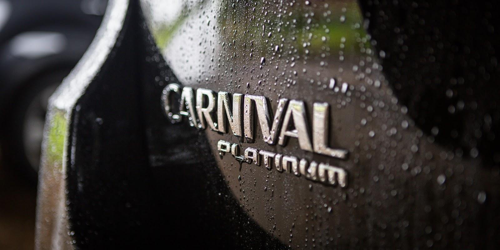 Kia Carnival 2016