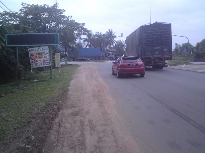 Perodua Genting Klang - Contoh Pom