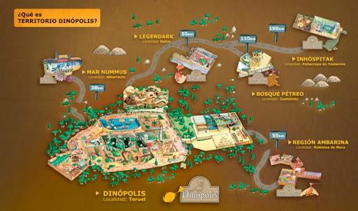 Plano Dinopolis