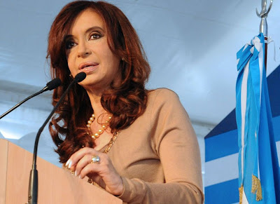Argentina: Cristina Fernandez apparently re-elected to presidency