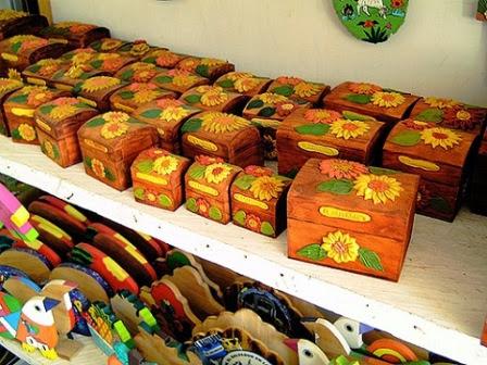 Artesanías de La Palma