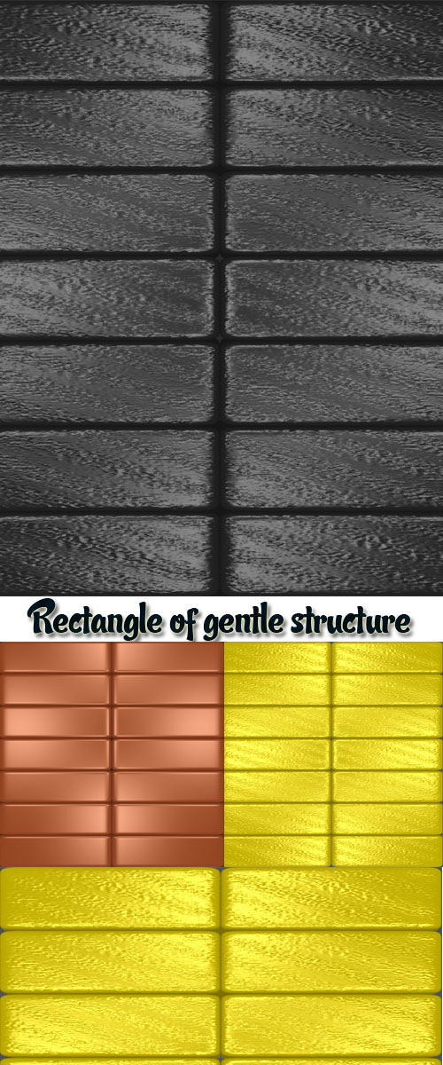 Stock Photo: Backgrounds from rectangle of gentle structure