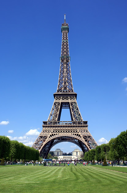 Фото париж скачать.