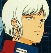Gates Capa Mobile Suit Zeta Gundam UC 0087