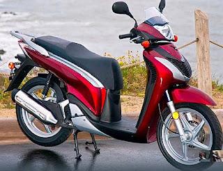 Honda Scooters 150cc SH150i