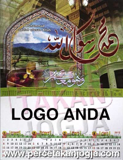 kalender 2012 masjid