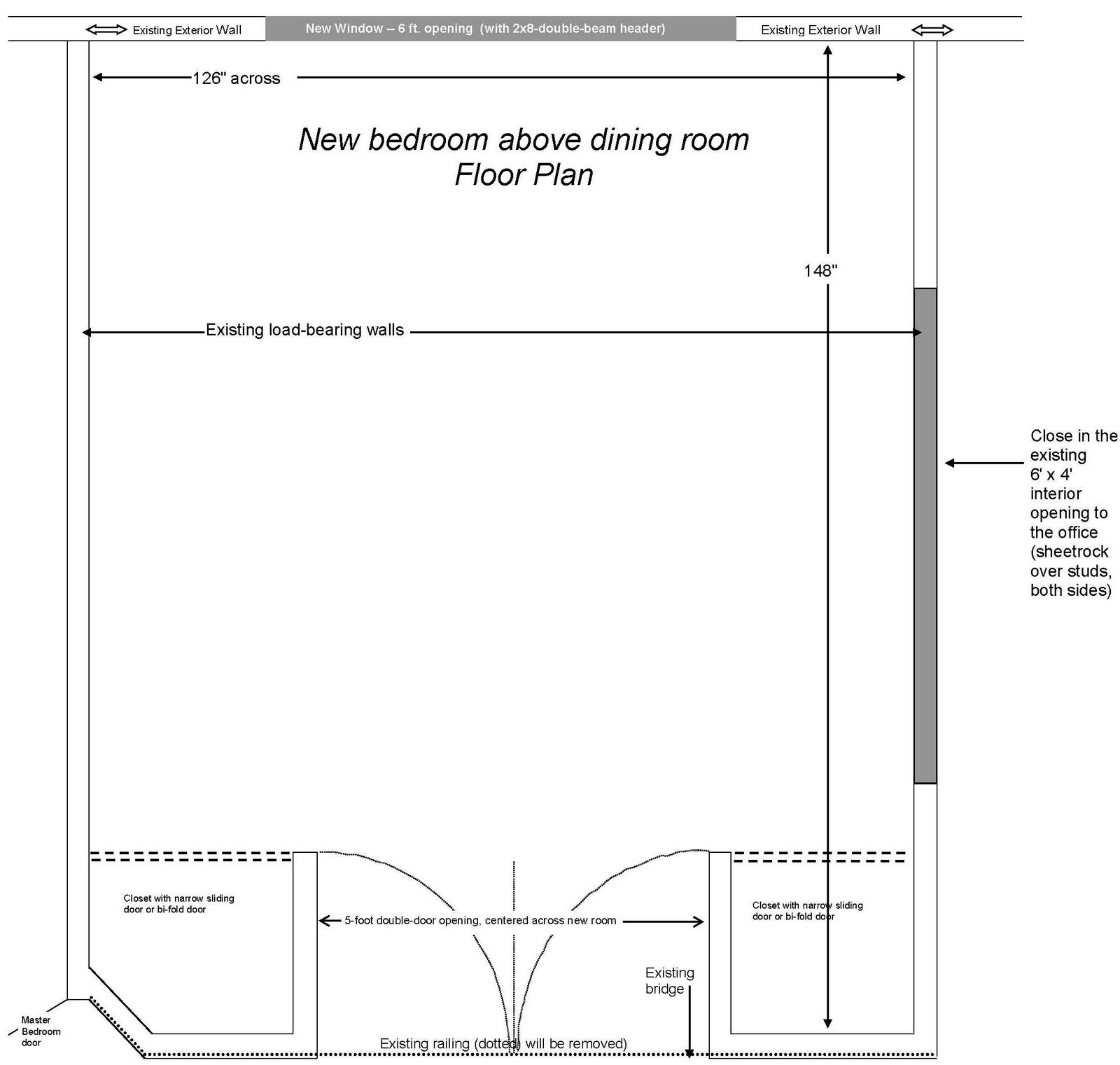 A proper tea room floor plan for the new bedroom - Building a garden pond step by step extra aesthetics and value ...