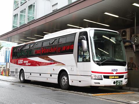 京王電鉄バス 長野線 プライムシングル仕様車 K51205