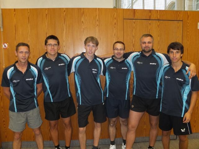 TTC Straubing: Herren I - Saison 2012/13
