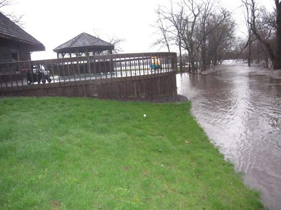 Herman Brothers Blog Central Illinois April Flooding Pictures