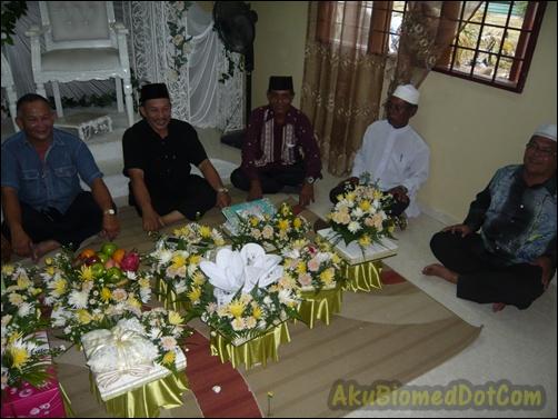 Adat Melayu sangat tinggi nilainya