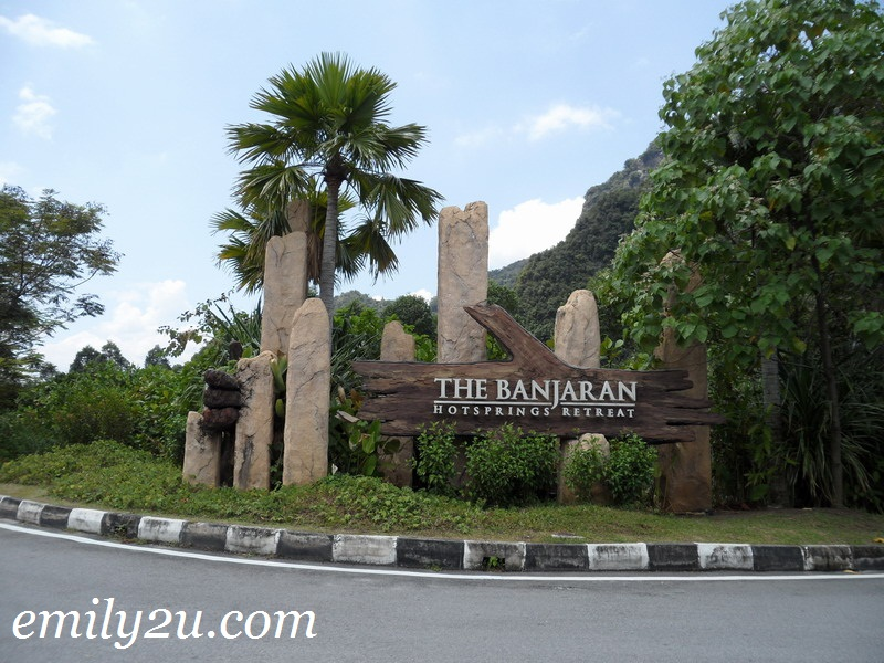 Banjaran retreat