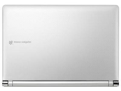 マウスコンピューターLuvBook Lシリーズ