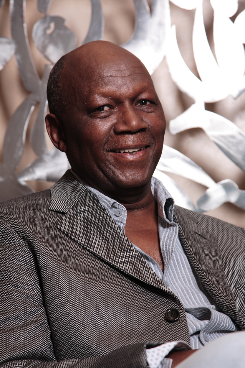 Mfundi Vundla , creator and executive producer of SABC1's Generations