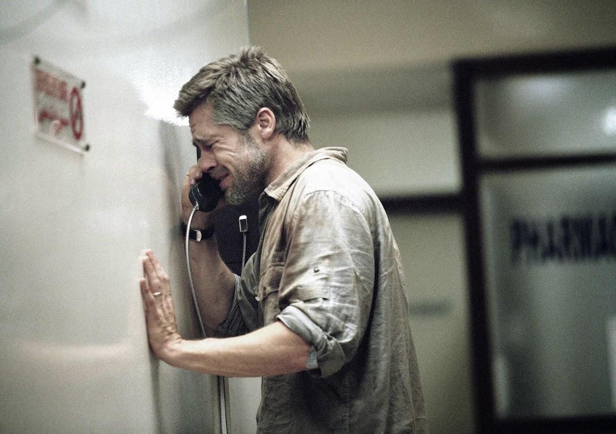 巴別塔Brad Pitt
