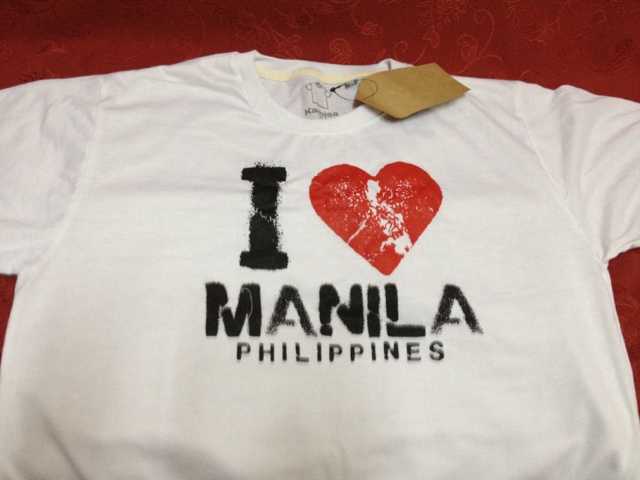 The Budget Fashion Seeker - I Love Manila Shirts 1