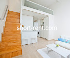 korea seoul house rent short beautiful loft house