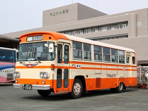 伊予鉄南予バス 1065号車 日野K-RL321