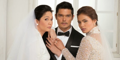 REVIEW: Dingdong Dantes, Lovi Poe and Maricel Soriano in ...