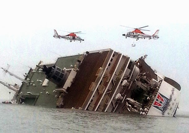 South Korea Ship Sinking1