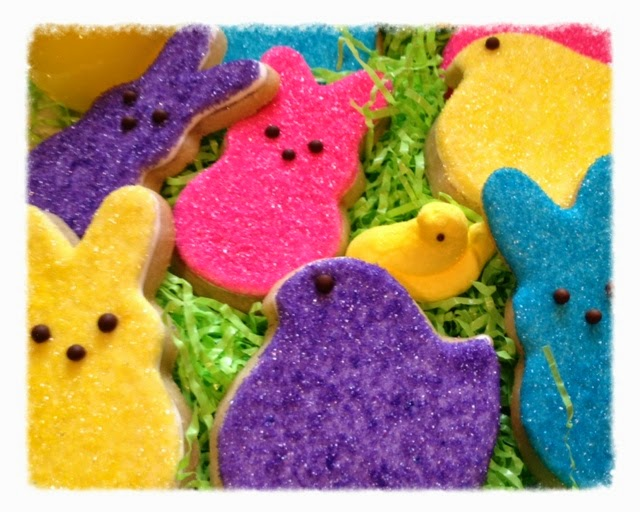 Happy Easter To All My Peeps The Aggie Cookie Company