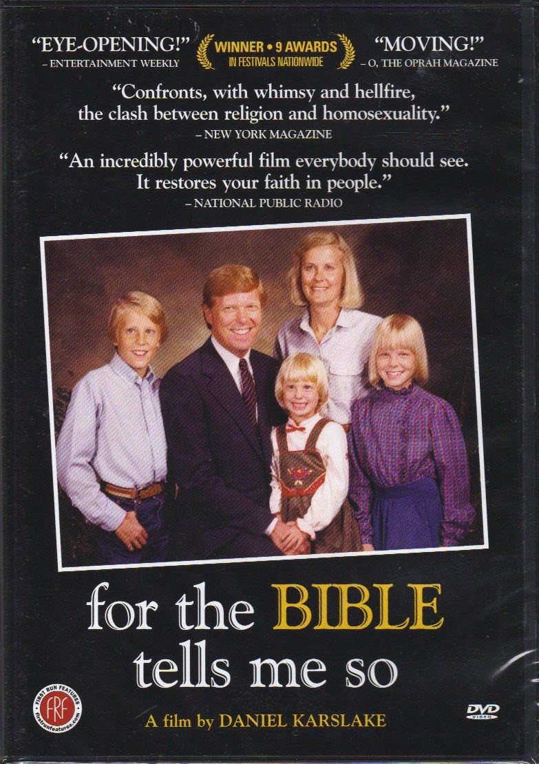 For the Bible Tells Me So (2007)