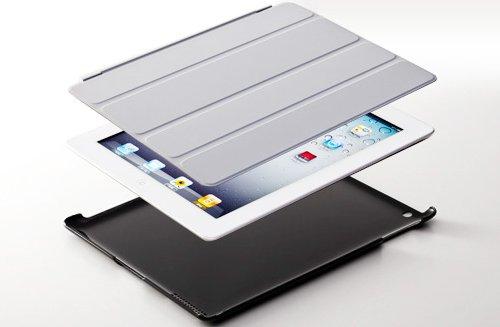 Simplism Smart BACK Cover iPad2