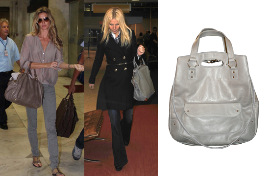 Bad Joan ...it's good to be bad!: trend watch: GREY TRAVEL TOTE BAG