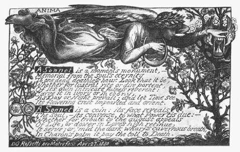 El sonet - Dante Gabriel Rossetti